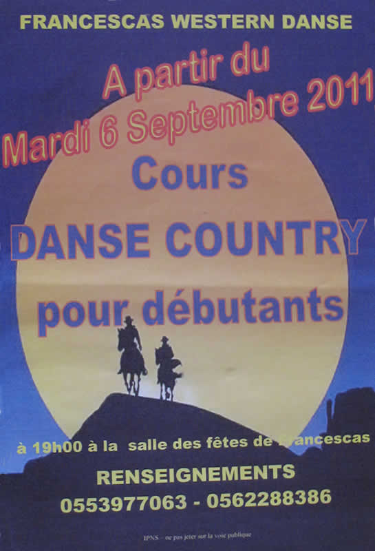 country dance Francescas