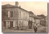La mairie avec la Poste avant 1945